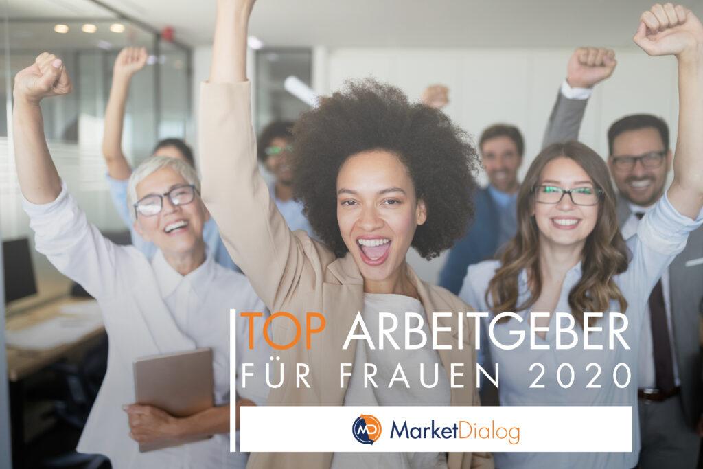 MarketDialog_Top Arbeitgeber für Frauen