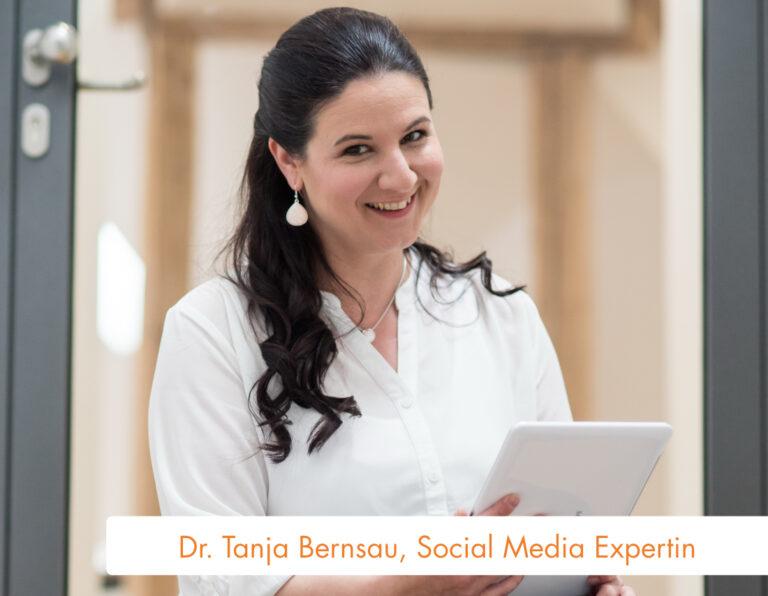 Dr.-Tanja-Bernsau_Social-Media-Expertin_Blogbeitrag