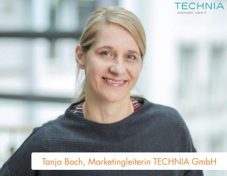 Tanja-Boch_Marketingleiterin-Technia_Blogbeitrag